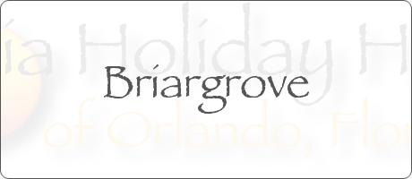 Briargrove Davenport Orlando Florida