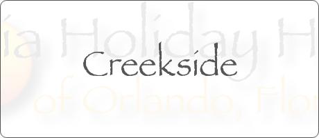 Creekside Kissimmee Orlando Florida