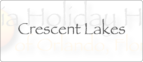 Crescent Lakes Davenport Orlando Florida
