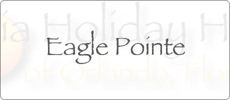 Eagle Pointe Kissimmee Orlando Florida