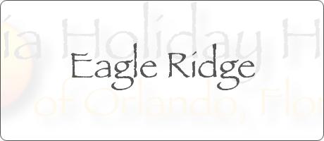 Eagle Ridge Clermont Orlando Florida