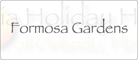 Formosa Gardens Kissimmee Orlando Florida