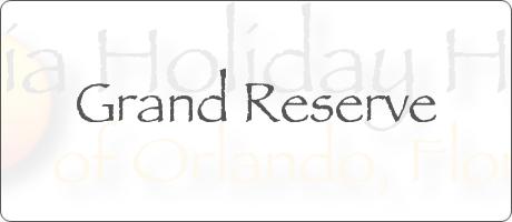 Grand Reserve Davenport Orlando Florida
