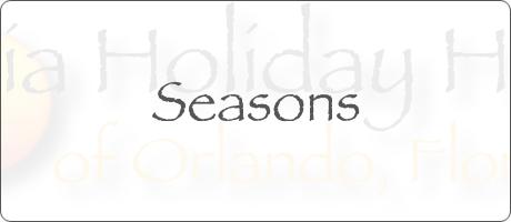 Seasons Kissimmee Orlando Florida