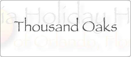 Thousand Oaks Davenport Orlando Florida