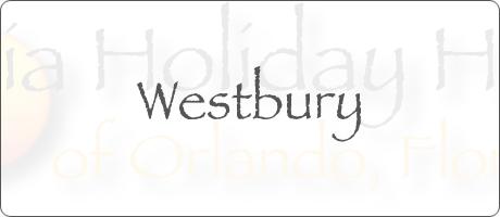 Westbury Davenport Orlando Florida